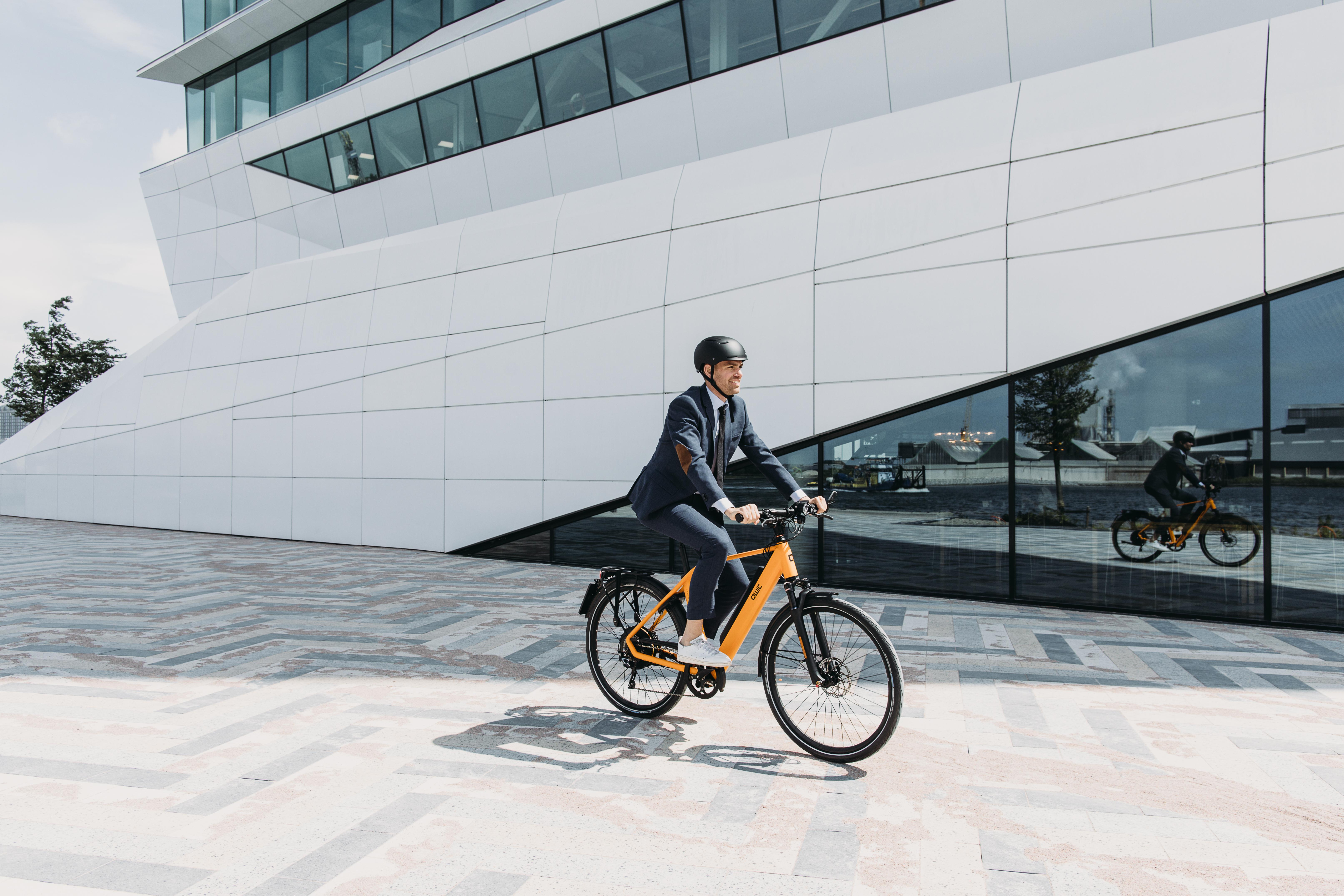 Men S Electric Bikes Qwic Dutch Design E Bikes