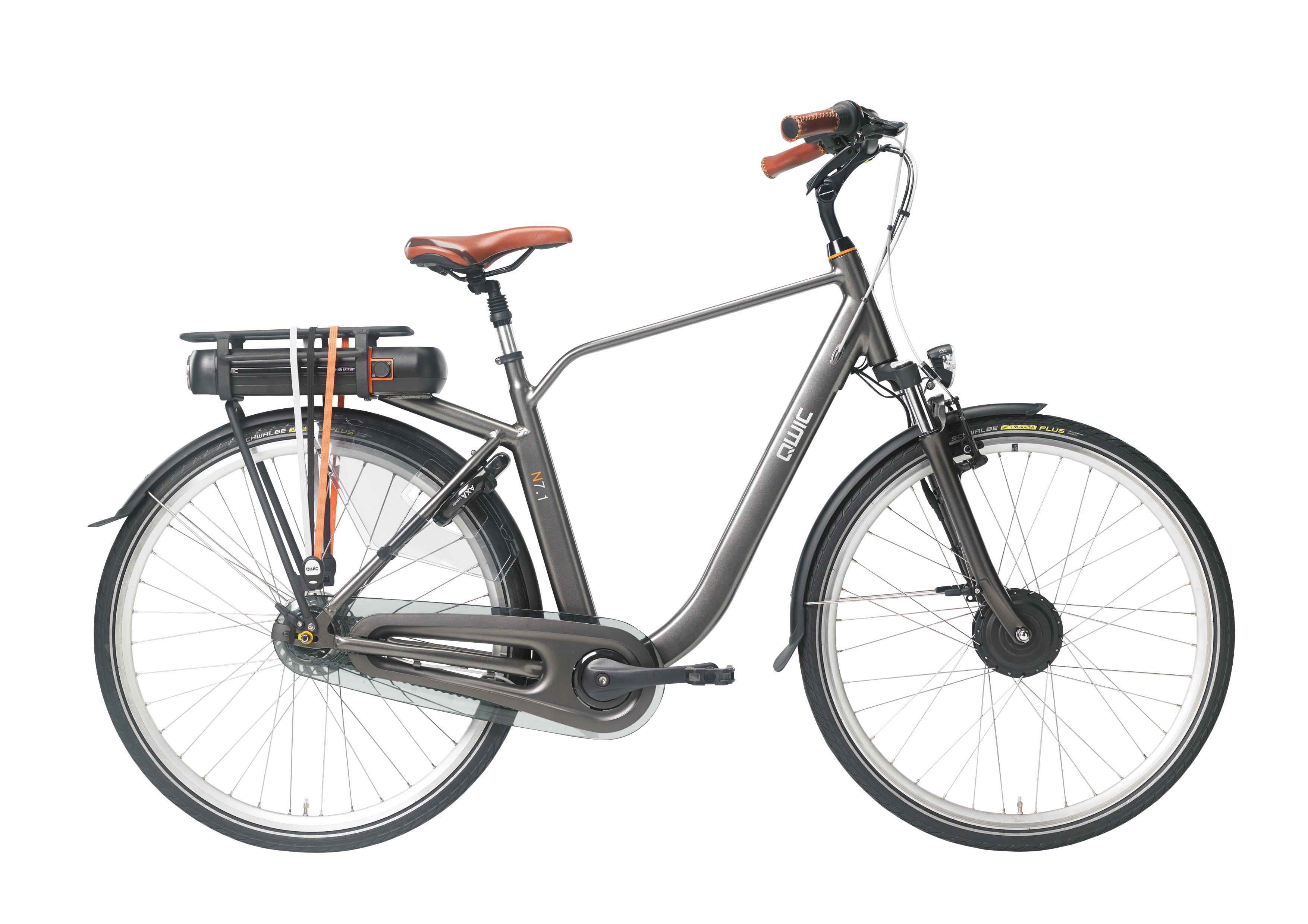 Qwic Premium Fn7 1 Awarded Best E Bike With Front Engine Qwic